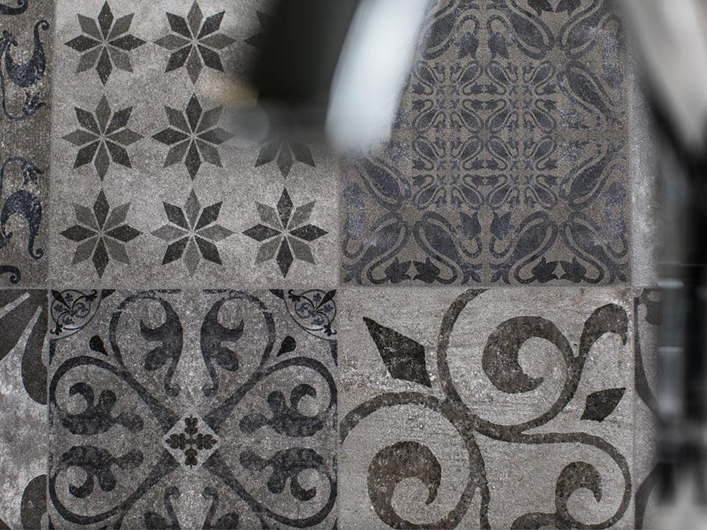 Mosaik Von Kampschulte Und Avci Aus Attendorn Kampschulte Und Avci - Mosaik fliesen größe